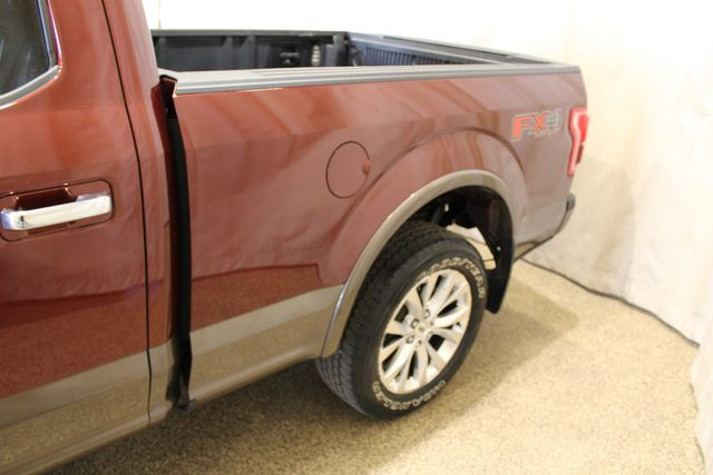 2015 Ford F-150 Lariat Roscoe, Illinois 10