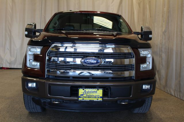 2015 Ford F-150 Lariat Roscoe, Illinois 3