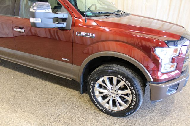 2015 Ford F-150 Lariat Roscoe, Illinois 4