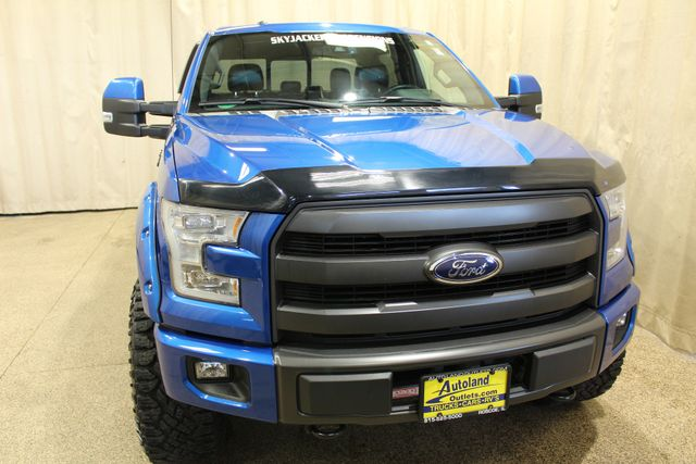 2015 Ford F-150 Lariat Roscoe, Illinois 8