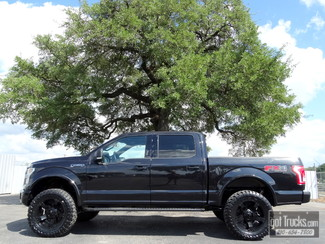 2015 Ford F-150 Crew Cab XLT 5.0L V8 4X4 in San Antonio Texas