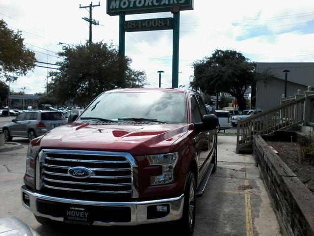 2015 Ford F-150 XLT San Antonio, Texas 3