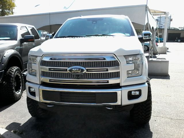 2015 Ford F-150 Platinum San Antonio, Texas 2