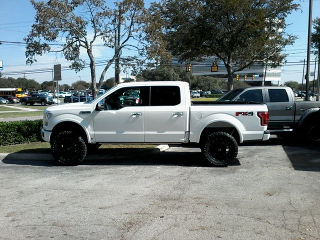 2015 Ford F-150 Platinum San Antonio, Texas 0