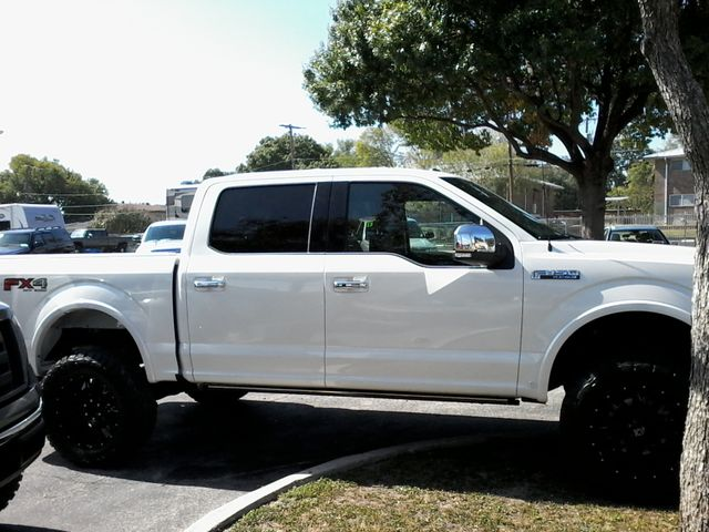 2015 Ford F-150 Platinum San Antonio, Texas 7