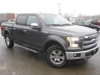 2015 Ford F-150 Lariat in  .