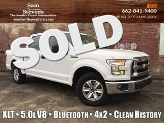 2015 Ford F-150 XLT in Tupelo