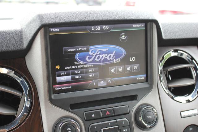 2015 Ford F-250SD FX4 4X4 Nav Heat & Cool Seats - DVD Player Mooresville , NC 24