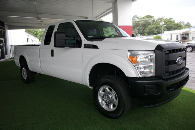2015 Ford Super Duty F-250 Pickup XL SuperCab - 4x4 FLOOR SHIFTER! Mooresville , NC 18