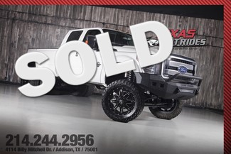 2015 Ford F-350 Super Duty DRW Platinum LIFTED TONS OF UPGRADES! in Addison