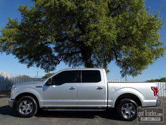 2015 Ford F150 Crew Cab XLT 5.0L V8 in San Antonio Texas