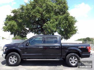 2015 Ford F150 Crew Cab XLT 3.5L V6 EcoBoost 4X4 | American Auto Brokers San Antonio, TX in San Antonio Texas