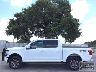 2015 Ford F150 Crew Cab Lariat 5.0L V8 4X4 | American Auto Brokers San Antonio, TX in San Antonio Texas