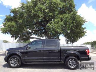2015 Ford F150 Crew Cab XLT 3.5L V6 | American Auto Brokers San Antonio, TX in San Antonio Texas