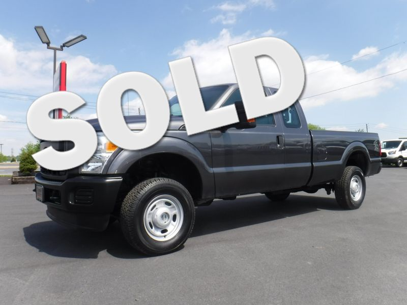 2015 Ford F250 Extended Cab 8FT Long Bed XL 4x4 in Ephrata PA