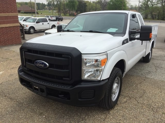 2015 Ford F250SD XL Service Bed | Gilmer, TX | H.M. Dodd Motor Co., Inc. in Gilmer TX