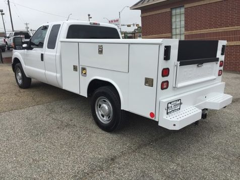 2015 Ford F250SD XL Service Bed | Gilmer, TX | H.M. Dodd Motor Co., Inc. in Gilmer, TX
