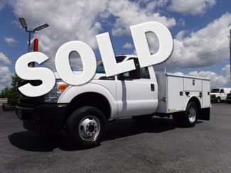 2015 Ford F350 9FT Utility 4x4  in Lancaster, PA PA