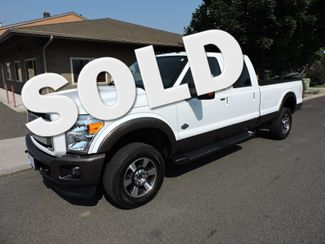 2015 Ford F350 T.DIESEL KING RANCH One Owner Like New! Bend, Oregon
