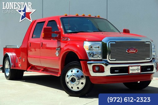 2015 Ford F450SD