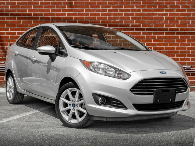 2015 Ford Fiesta SE Burbank, CA 1