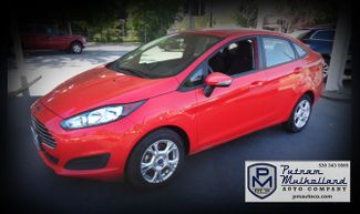 2015 Ford Fiesta SE Sedan Chico, CA