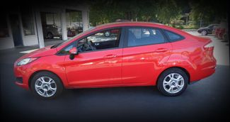 2015 Ford Fiesta SE Sedan Chico, CA 1