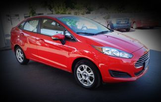 2015 Ford Fiesta SE Sedan Chico, CA 3