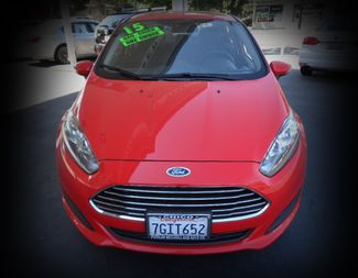2015 Ford Fiesta SE Sedan Chico, CA 6