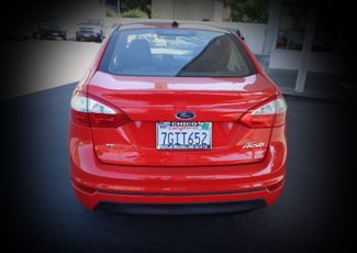 2015 Ford Fiesta SE Sedan Chico, CA 7