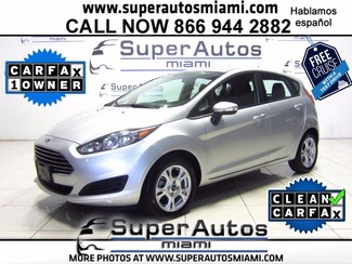 2015 Ford Fiesta SE Doral (Miami Area), Florida