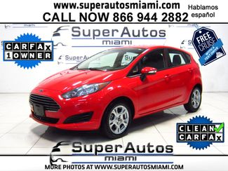 2015 Ford Fiesta SE Doral (Miami Area), Florida 0