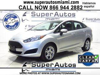 2015 Ford Fiesta SE Doral (Miami Area), Florida