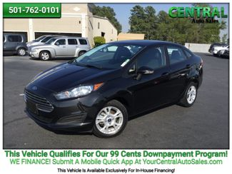2015 Ford Fiesta SE | Hot Springs, AR | Central Auto Sales in Hot Springs AR