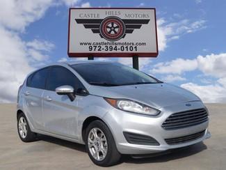 2015 Ford Fiesta SE, Bluetooth, Cruise Cntrl, USB Input | Lewisville, Texas | Castle Hills Motors in Lewisville Texas