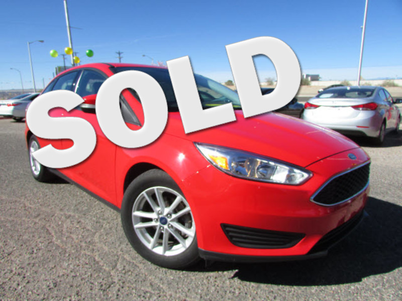 2015 Ford Focus SE | Albuquerque New Mexico 87102
