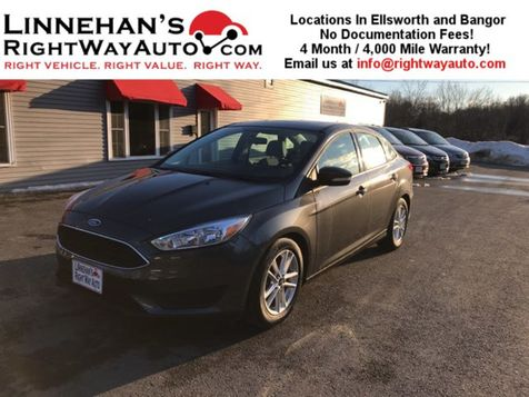 2015 Ford Focus SE in Bangor