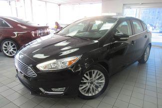 2015 Ford Focus Titanium W/ NAVIGATION SYSTEM/ BACK UP CAM Chicago, Illinois 3