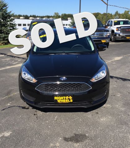 2015 Ford Focus SE in Derby, Vermont