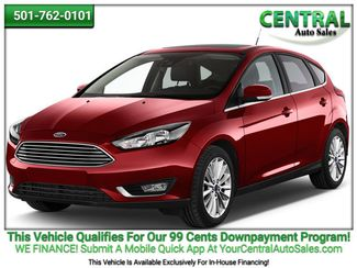 2015 Ford Focus SE | Hot Springs, AR | Central Auto Sales in Hot Springs AR