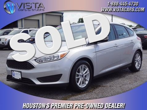 2015 Ford Focus SE in Houston, Texas