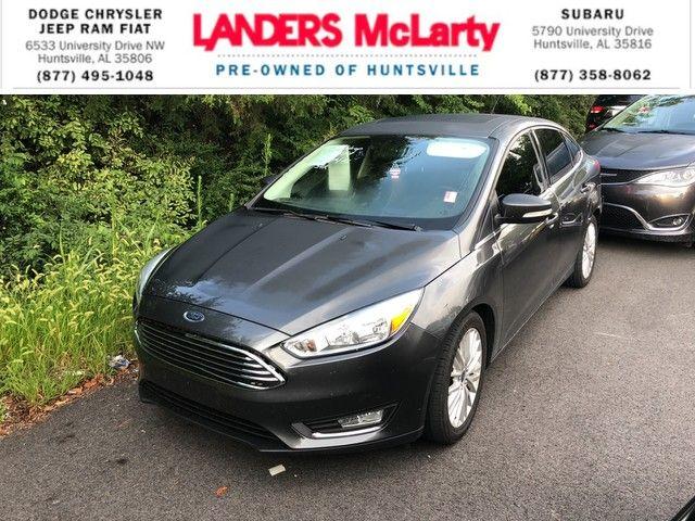 2015 Ford Focus Titanium | Huntsville, Alabama | Landers Mclarty DCJ & Subaru in  Alabama