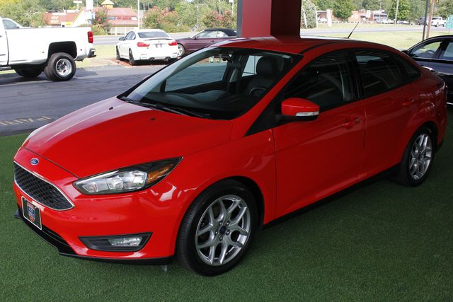 2015 Ford Focus SE FWD - 201A TOP OF THE LINE PKG! Mooresville , NC 24