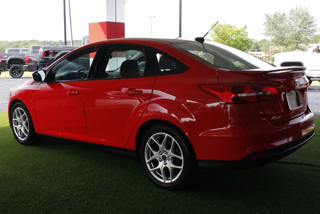 2015 Ford Focus SE FWD - 201A TOP OF THE LINE PKG! Mooresville , NC 26