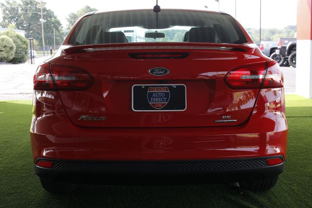 2015 Ford Focus SE FWD - 201A TOP OF THE LINE PKG! Mooresville , NC 18