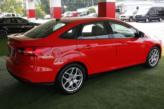 2015 Ford Focus SE FWD - 201A TOP OF THE LINE PKG! Mooresville , NC 25