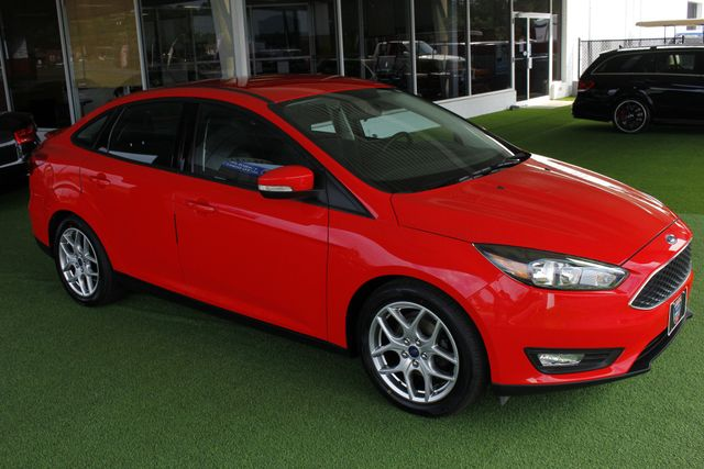 2015 Ford Focus SE FWD - 201A TOP OF THE LINE PKG! Mooresville , NC 23