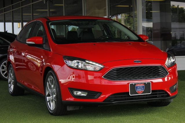 2015 Ford Focus SE FWD - 201A TOP OF THE LINE PKG! Mooresville , NC 27