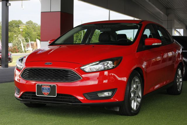 2015 Ford Focus SE FWD - 201A TOP OF THE LINE PKG! Mooresville , NC 28