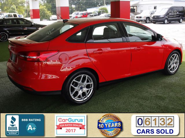 2015 Ford Focus SE FWD - 201A TOP OF THE LINE PKG! Mooresville , NC 2